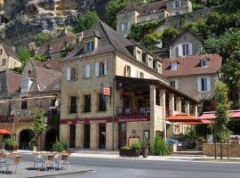 Auberge des Platanes, La Roque-Gageac