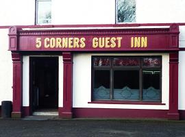 5 Corners Guest Inn, Ballyeaston