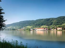 Wesenufer Hotel & Seminarkultur an der Donau, Wesenufer (Neukirchen am Walde yakınında)