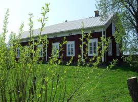 Old Farmhouse Wanha Tupa, Kristiinankaupunki (рядом с городом Lapväärtti)
