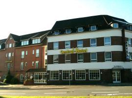 Central Hotel, Flensbourg