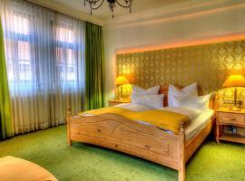 Hotel Ratsherberge Waltershausen