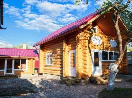 Cottage in Vitebsk, Vitebsk (Bol'shiye Lettsy yakınında)