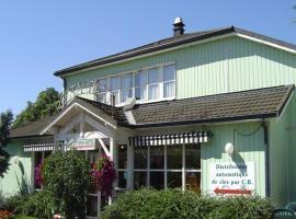 Fast Hotel Colmar Houssen, Уссен