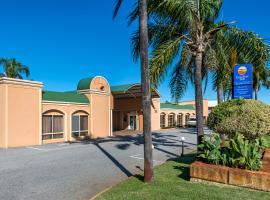 Comfort Inn Bel Eyre Perth, Perth (Belmont yakınında)