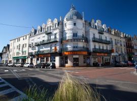 Hotel de la Terrasse, Berck-sur-Mer