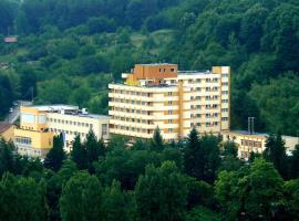 Hotel Germisara, Geoagiu Băi