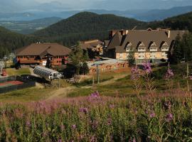 Schweitzer Mountain Resort Selkirk Lodge, Sandpoint (in de buurt van Bonners Ferry)