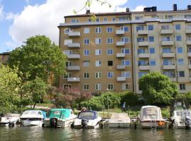Stockholm Apartment, Stokholm