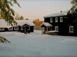 Försgården Fjällhotell, Transtrand