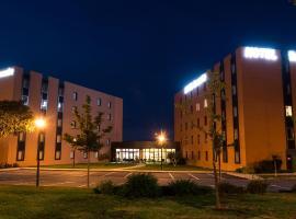 Hotel Eurocentre 2* Toulouse Nord, Castelnau-d'Estrétefonds (рядом с городом Saint-Jory)
