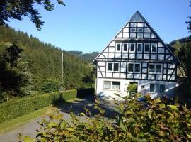 Haus Höhenflug, Schmallenberg (Rehsiepen yakınında)