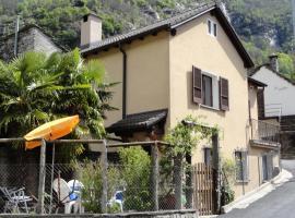 Casa Gioia, Avegno (Gordevio yakınında)