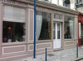 Hotel Des Falaises, Вилле-сюр-Мер