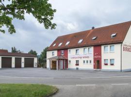 Landgasthof Birkel, Herrieden (Aurach yakınında)