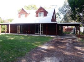 Wyndham Lodge, Amity Point