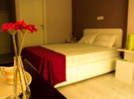 Beykent Inn Hotel, Beylikduzu (in de buurt van Buyukcekmece)