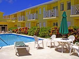 Tropical Winds Apartment Hotel, Saint Philip (Sam Lords Castle yakınında)