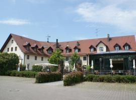 Hotel Landgasthof Hofmeier, Hetzenhausen (Massenhausen yakınında)