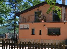 La Maga del Lago, Scanno (Villalago yakınında)