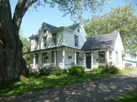 La Maison des Leclerc, Trois-Rivières