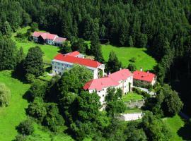 Hotel Landsitz Pichlschloss, Mariahof