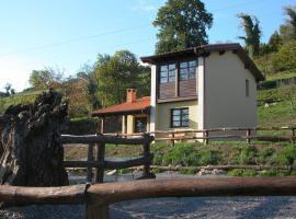 Casa Rural La Coviella del Sidron, San Román (Cardes yakınında)