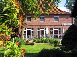 Land-gut-Hotel Waldesruh, Altenmedingen (Dahlem yakınında)