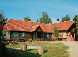 Pension Kezele, Graberje Ivanićko (рядом с городом Grabovnica)