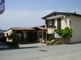 Agriturismo Bagarellum, Montecalvo Versiggia (Michelazza yakınında)