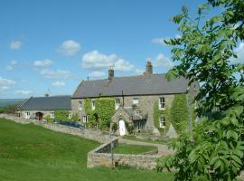 Tosson Tower Farm, Ротбури (рядом с городом Thropton)