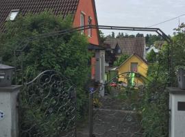 Ferienwohnung Isabella, Günzburg (Rettenbach yakınında)