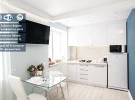 Апартаменты Deluxe Краснознаменская 23
