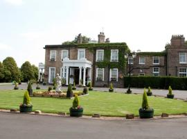 Ringwood Hall Hotel & Spa, Chesterfield