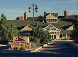 Wine Country Inn, Palisade (in de buurt van Mesa)