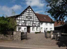 Ferienwohnung Otte-Wiese, Sundern (Grevenstein yakınında)