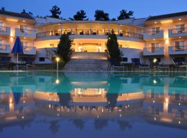 Kohylia beach hotel, Тасос