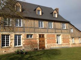 Le Saint Aubin, Amfreville-la-Campagne (рядом с городом Bosnormand)