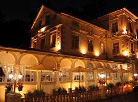 Hotel Stelter, São Bento do Sul (Rio Negrinho yakınında)