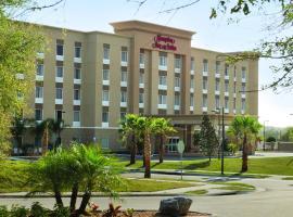 Hampton Inn & Suites - DeLand, De Land (in de buurt van De Land Highlands)