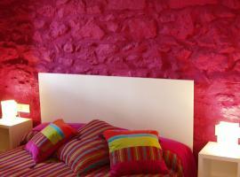 Apartamentos Bergantes, Ortells (рядом с городом Zorita del Maestrazgo)