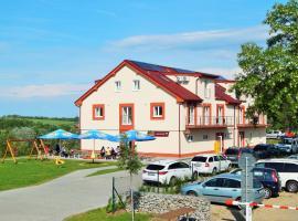 Penzion U Výra, Výrovice (Jevišovice yakınında)