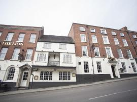 The Lion Hotel Shrewsbury