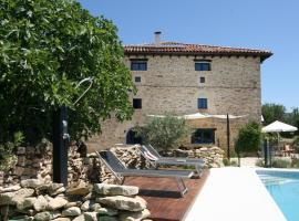 Casa La Sonrisa, Hedeso (рядом с городом Montejo de Cevas)