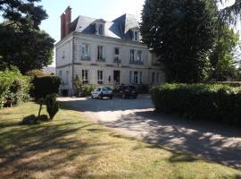 Hotel Du Parc, Sancoins (рядом с городом Tendron)