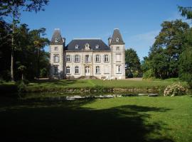 Chateau des poteries, Фревиль (рядом с городом Saint-Floxel)