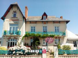 Les Chambres de Chanelle, Les Rosiers (рядом с городом La Menitré)