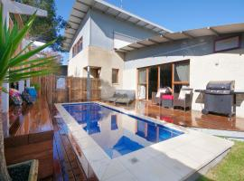 King Tide Townhouse, Ocean Grove (Barwon Heads yakınında)
