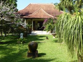 Rumah Kita Guesthouse, Kalibaru (рядом с городом Gambiran)
