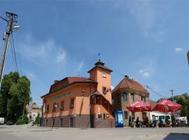 Hotel Babí lom, Lelekovice (Vranov yakınında)